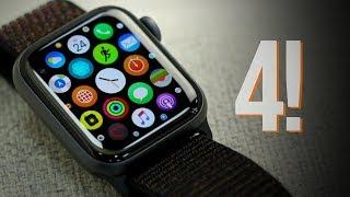 Apple Watch Series 4: Větší, výkonnější, sportovnější! (RECENZE #859)