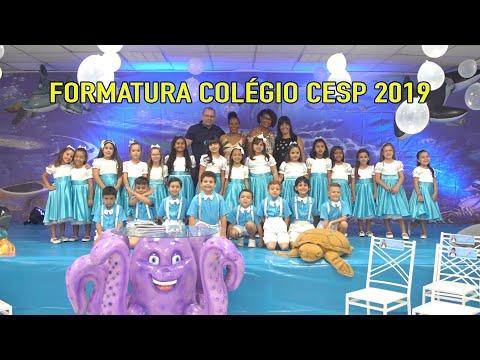 FORMATURA CESP Turma 1° Ano 2019 - Itaboraí RJ.