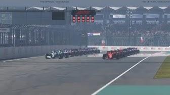 F1 2019 Mexico GP Race - F1 2019 Mexiko GP Rennen