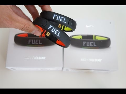 NIKE Fuelband 2 (SE) REVIEW