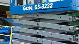 Video still for Genie Aerial Lifts / Work Platforms 2