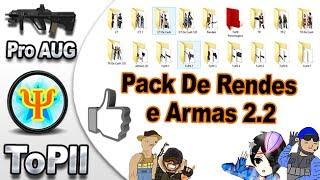 Pack De Renders e Armas 2 2 Point Blank