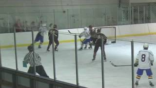 Acton Boxborough Varsity Boys Hockey vs Newburyport 12/29/14