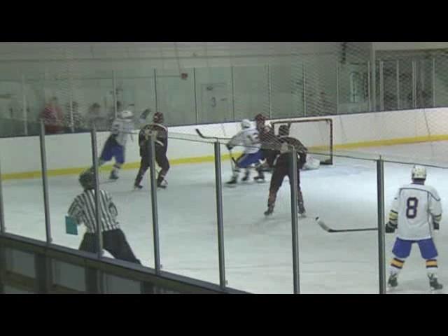 Acton Boxborough Varsity Boys Hockey vs Newburyport 12/29/14