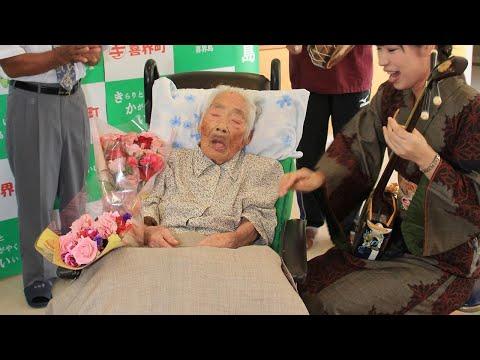 Nabi Tajima, Oldest Person in the World Dies at 117