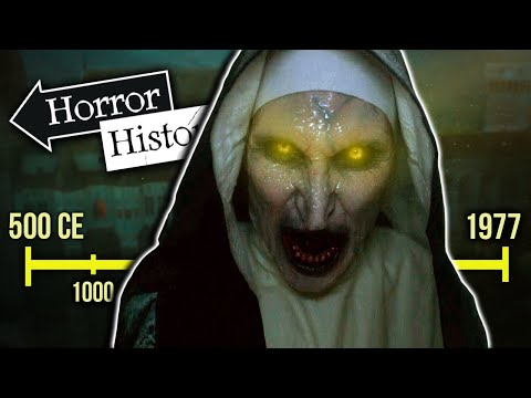 The Conjuring: The History of Valak | Horror History