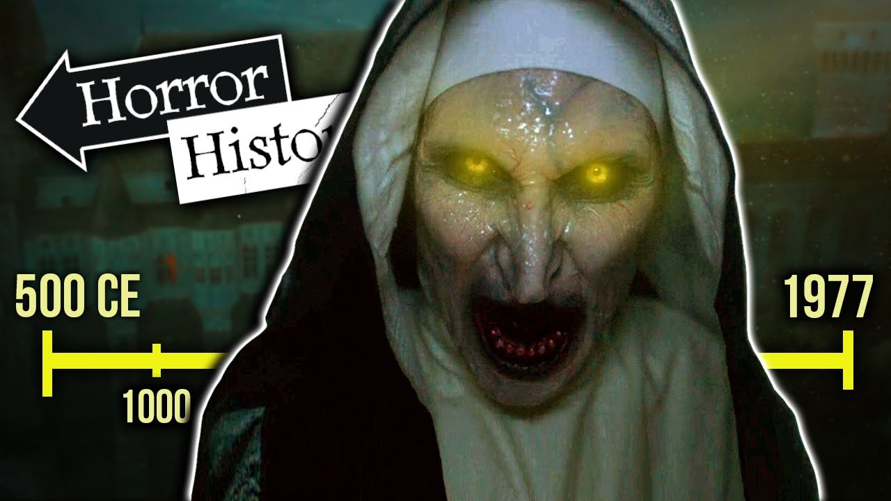 Download The Conjuring: The History of Valak | Horror History