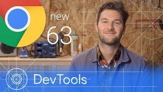 Chrome 63 - What