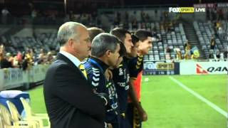 A-LEAGUE PRELIMINARY FINAL PENALTY SHOOTOUT Central Coast Mariners vs Perth Glory