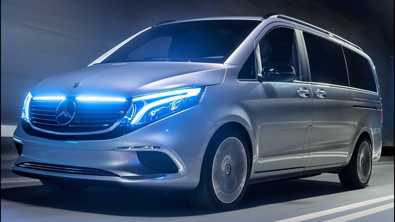 2019 Mercedes Concept EQV - Premium MPV For Up To Eight ...