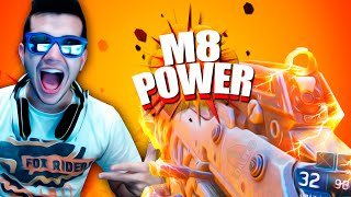 M8 POWER!! - BLACK OPS 3