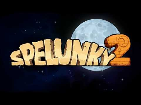 Spelunky 2 - Announcement Trailer