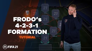 The Most Creative 4-2-3-1 Formation Guide by LegendFrod | TG Tutorials
