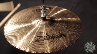 Zildjian ZHT 14 Mastersound Hi Hat Pair NAMM Show Display Stock ZAS347