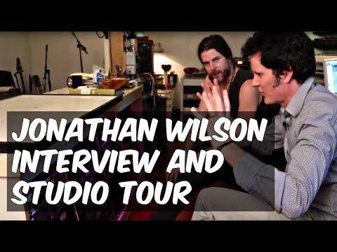 Analog Mixing & Jonathan Wilson's Home Studio - Warren Huart - Produce Like A Pro