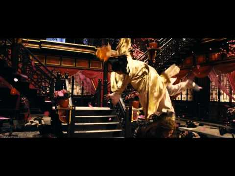 The Man With The Iron Fists - Trailer 2012...