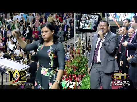 Álisson e Neide - Nada pode calar um adorador - Nos 102 Anos da Assembleia de Deus em Alagoas
