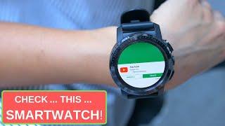 Best Android Smartwatch? Kospet Optimus Pro Looks Like it!