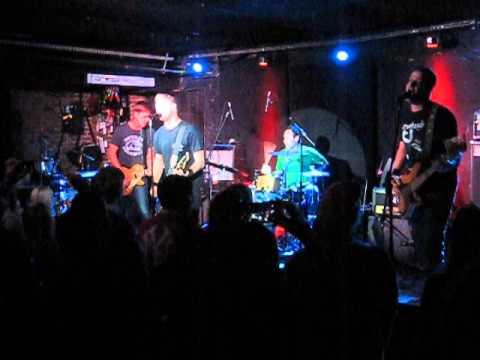 AMERICAN HI FI LIVE The Breakup Song 12-12-14 Mercury Lounge - NYC