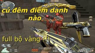 Bình Luận CF : M4A1-S Prism Beast Yellow - Tiến Xinh Trai Zombie V4