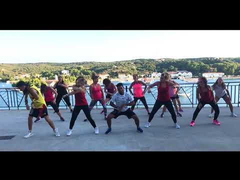 Jason Derulo X David Guetta - Goodbye Feat. Nicki Minaj & Willy William Zumba By Cesar Moquete