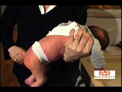 Come pulire il culetto al neonato