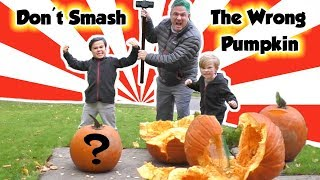 Dont Smash the Wrong Mystery Halloween ...