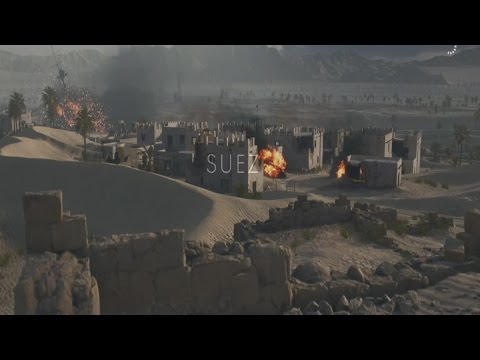 Battlefield 1 - Multiplayer Campaign - Oil of Empires Operat