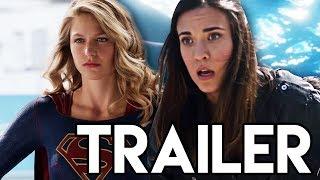 Supergirl Season 3 Trailer Breakdown - The Darkest Year