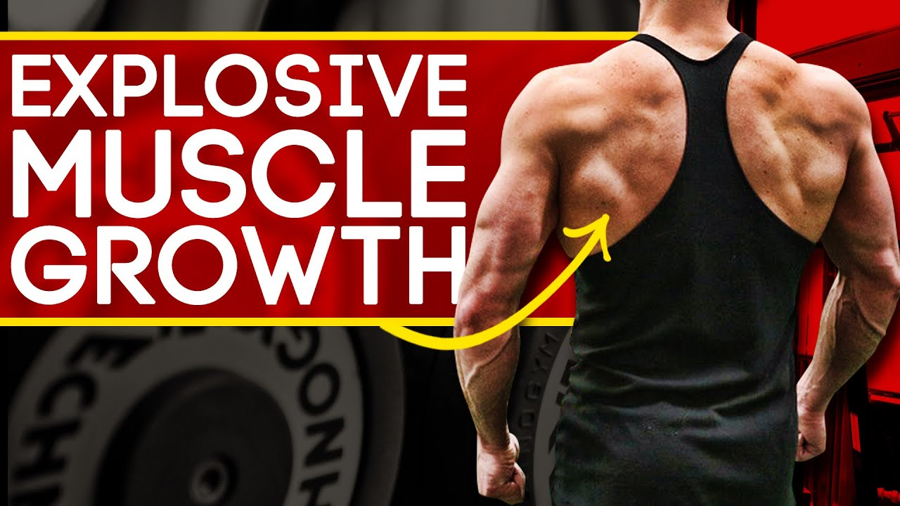 1 Easy Tip To Build BIGGER LATS! (Dumbbell Row - More Muscle Activation On  Every Rep!)