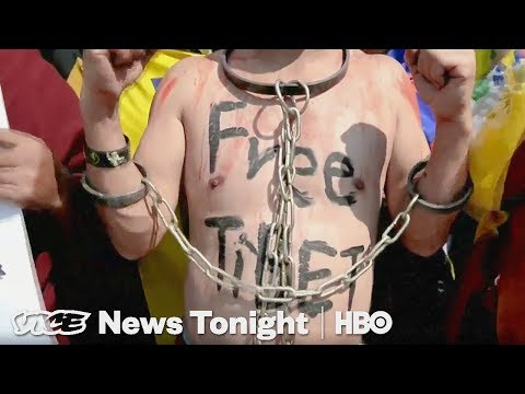 China Is Using Buddhism To Dominate Global Trade While Oppressing Tibetan Buddhists (HBO)