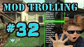 "Black ops 2 Mod Trolling #32 ""Aimbot Trickshots"""