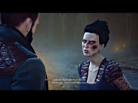 VAMPYR - Mary Boss Fight #2 - Jonathan's Sister (1080p 60fps) PS4 Pro