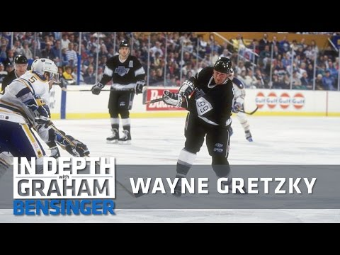 Wayne Gretzky: Connecting with Magic, Bird, McEnroe