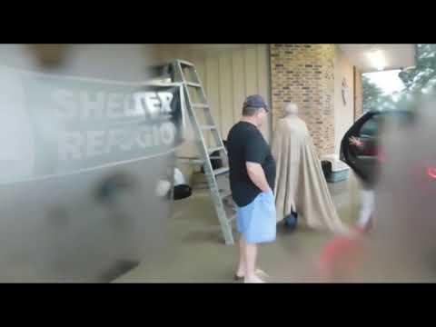 Video: el drama de Texas tras ser sumergida por 'Harvey', la pesadilla tropical
