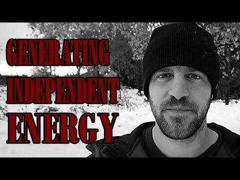 Generating Independant Energy Within Yourself
