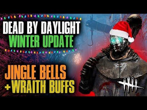 JINGLE BELLS & WRAITH BUFFS! [#120] Dead by Daylight with HybridPanda