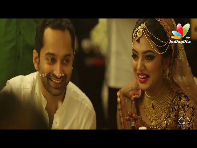 Fahad Nazriya Official Wedding Trailer | Haldi, Mehendi, Wedding,  Reception