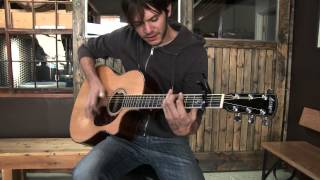 """Corner Sessions: Maxwell Hughes """"Tales Of The American West"""""""