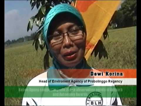 Probolinggo Environment Department (NOTHING WASTED- INDONESIA on BBC World Challenge 2009)