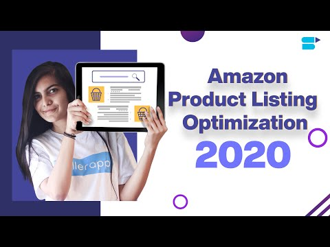 How to do Amazon Product Listing Optimization for Increasing Visibility & Conversions?