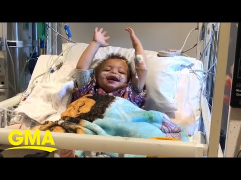 Donnie McClurkin - 2-year-old gets kidney from a mom of 3 who followed his story on Facebook