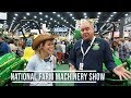 Farming YouTubers Met at the National Farm Machinery Show 2019!!