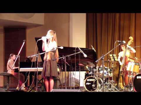 Yulia Sidorenko- Stormy Weather (Harold Arlen and Ted Koehler) .MP4