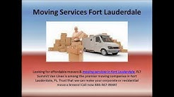 Moving Company South Florida | Moving Services South Florida