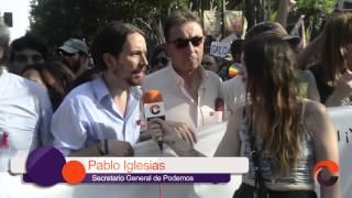 Manifestación del Orgullo Gay de Madrid 2015