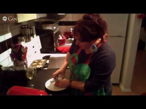 Lofty Life with the Gypsy Mermaid -baking lemon ginger snaps