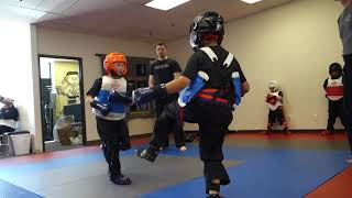 Zade's Sparring Competition