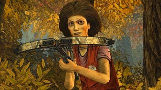 Danny St. John Kills Jolene in Her Camp (The Walking Dead | Telltale Games)