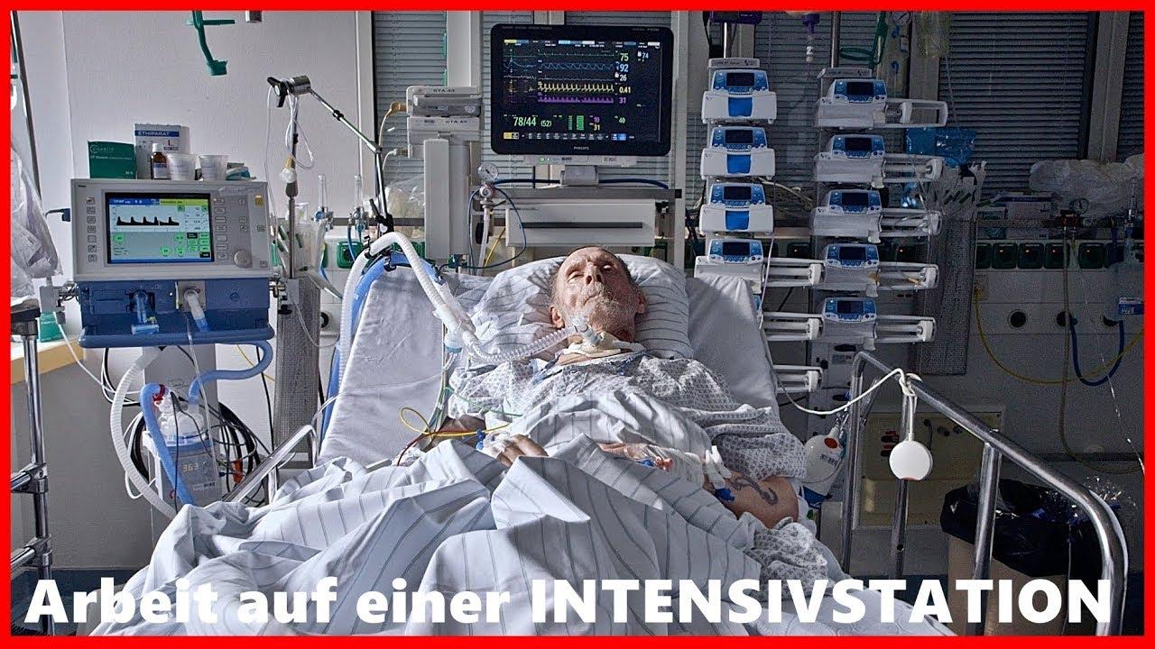 Intensivstation Reportage